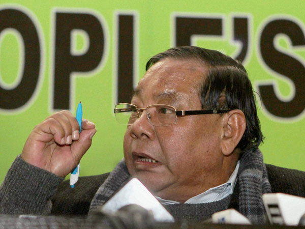 Former Lok Sabha Speaker PA Sangma passes away