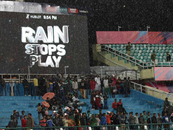 What happens if India-Australia World T20 'quarter-final' is washed out?