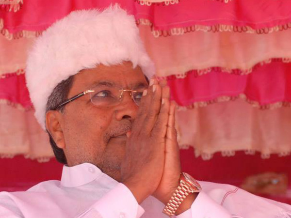 CM Siddaramaiah likely to BU honorary doctorate