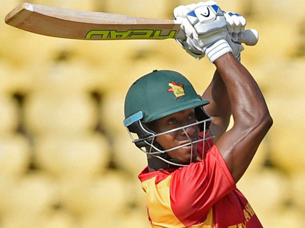 Zimbabwe survive Hong Kong scare in World T20 opener
