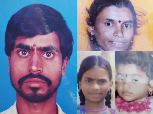 Unable to repay loan farmer family commits suicide