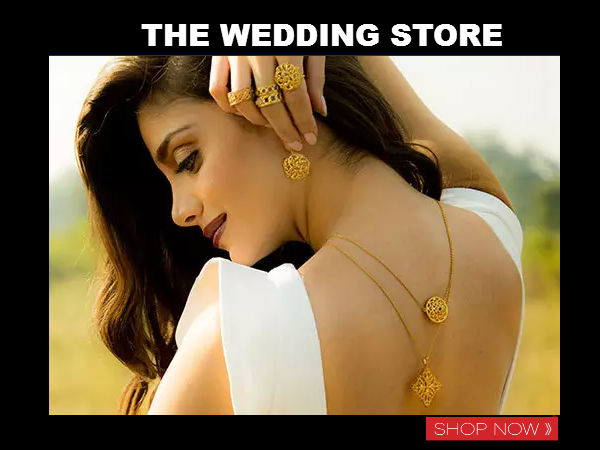 THE WEDDING DEALS STORE! 25% off on Jewellery, 80% Off Fashion