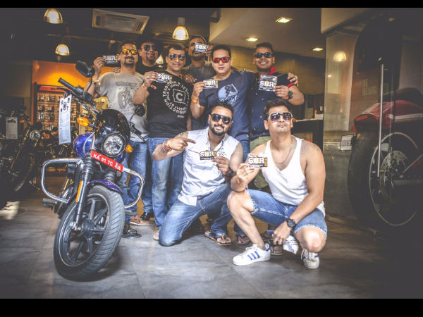 1000 Harley Owners gather at Bengaluru