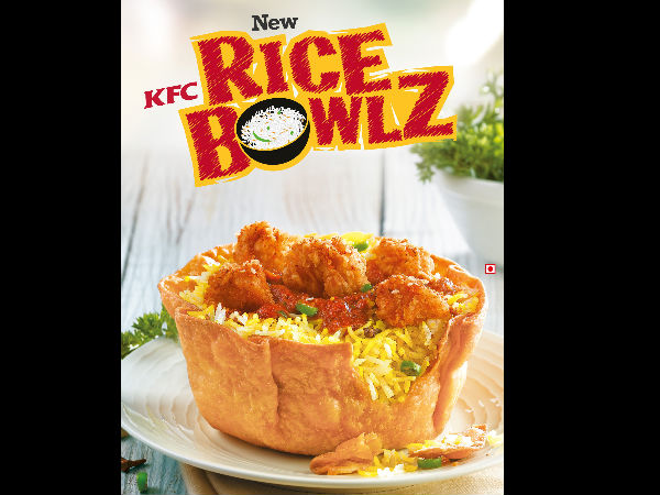 In a first, KFC tests edible 'Rice Bowlz' priced at Rs 89 in Bengaluru