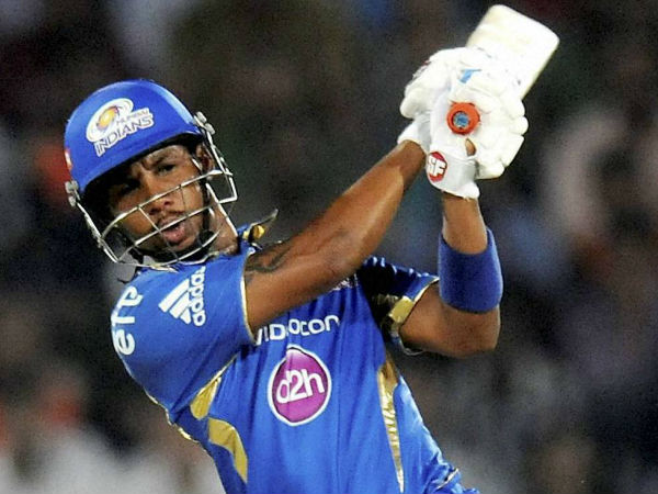 IPL 2016: Injured Lendl Simmons ruled out, Martin Guptill to replace him in Mumbai Indians squad