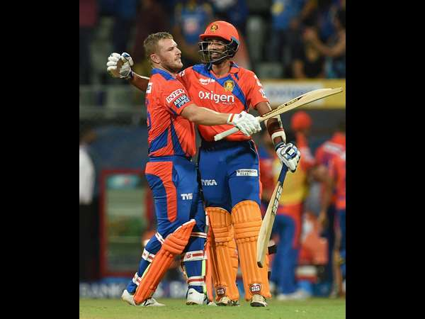 IPL 2016: Aaron Finch stars again as Gujarat Lions complete hat-trick of wins