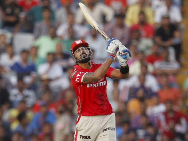 Kxip Replace David Miller With Murali Vijay As Skipper