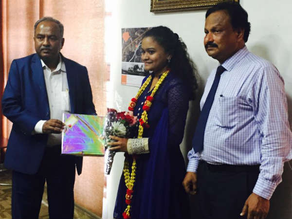 Gold medalist doctor Nisha Jain wants serve in village