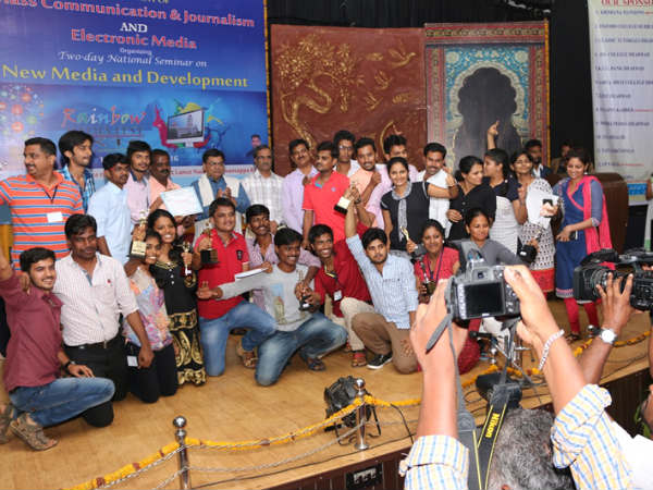 SDM College emerges winner in media fest