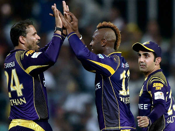 Andre Russel back for KKR to strengthen the side ahead of eliminator
