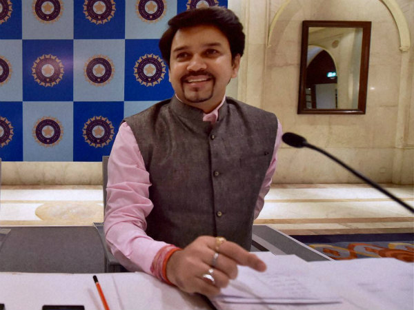 Anurag Thakur becomes youngest BCCI President
