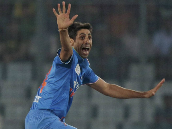 Twitter Reaction Ashish Nehra S Inclusion The T20i Squad Against Australia