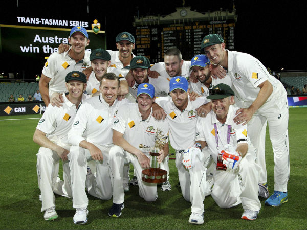 ICC Test Rankings: Australia hold 6-point lead over India after annual update