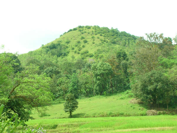 Bhattada Rashi Betta Attractive Trekking Place In Coorg