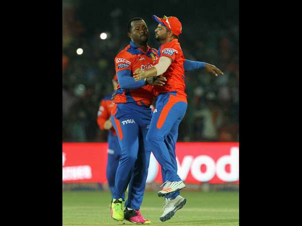 IPL 2016: Gujarat Lions thrash Mumbai Indians by 6 wkts to qualify for Play-Offs
