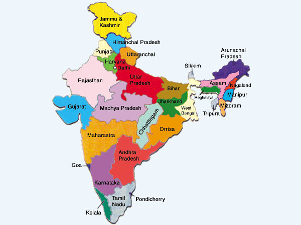 Wrong depiction of India map may put you behind bars, fine upto Rs 100 crore