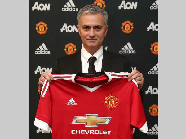 Jose Mourinho appointed as new manager of Manchester United
