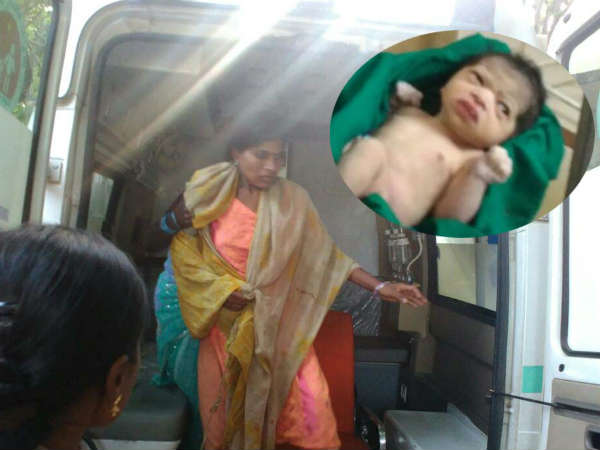Mother throws newborn into drainage in Mandya