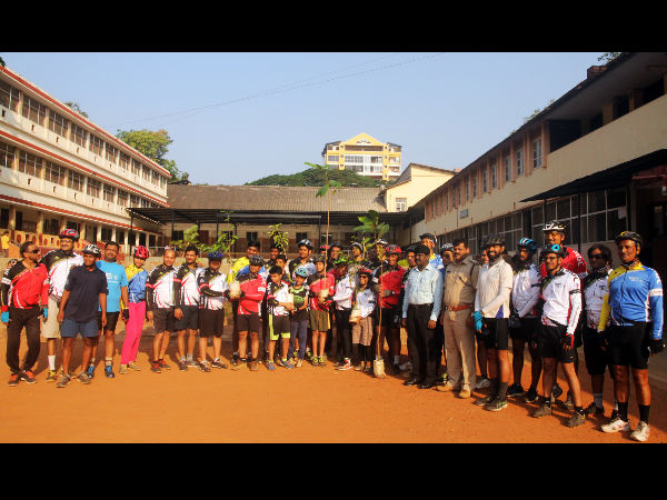 CycleforCause: Mangalore Bicycle Club GoGreenGoCycling initiative