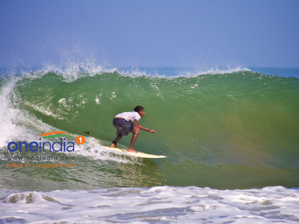 All Cargo Indian Open of Surfing at Sasihitlu Beach