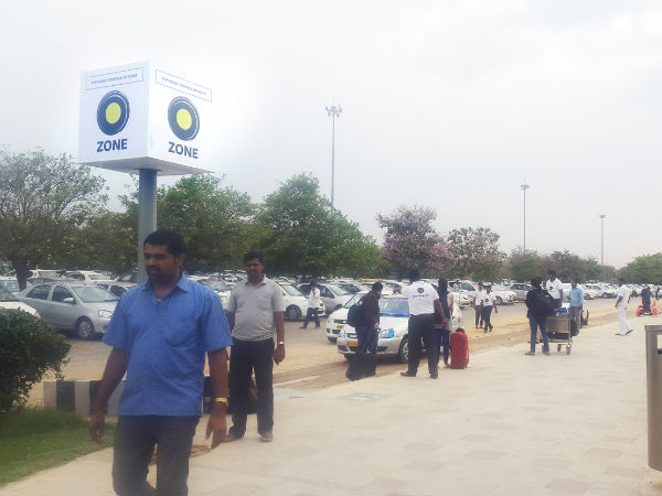 First in India : Ola signs an MoU with Kempegowda International Airport Dedicated Ola Zone