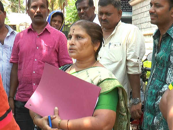 Ramanagara residents send back govt officials