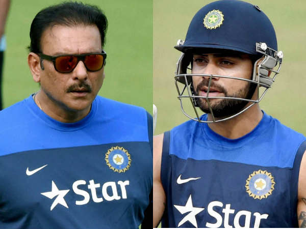 Kohli is ready to captain in all formats, Dhoni can contribute as a player: Ravi Shastri