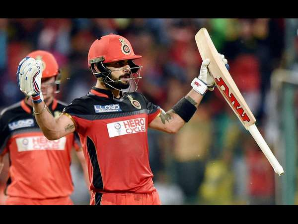 IPL 2016, Virat Kohli's record 2nd ton powers RCB to victory at home