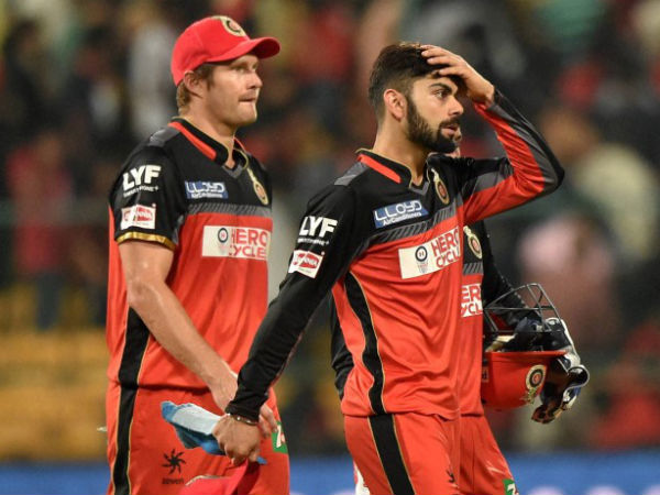 IPL 2016: RCB and Virat Kohli let down by bowlers again as KKR win