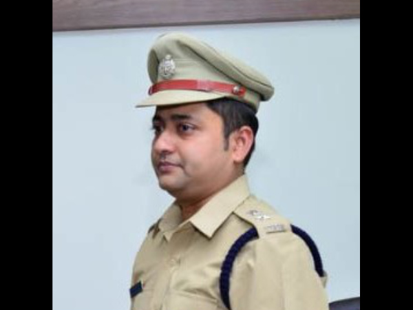 Bhushan Gulabrao Borase takes charge as the Superintendent of Police of Dakshina Kannada