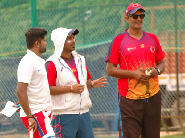 Former Karnataka player J Arun Kumar interested in India batting coach role