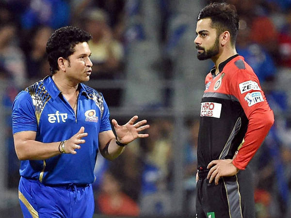 Virat Kohli salutes Sachin Tendulkar, says not fair to draw comparisons with his idol