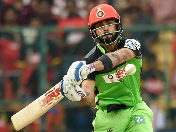 IPL 2016, Virat Kohli sets new record with 3rd century