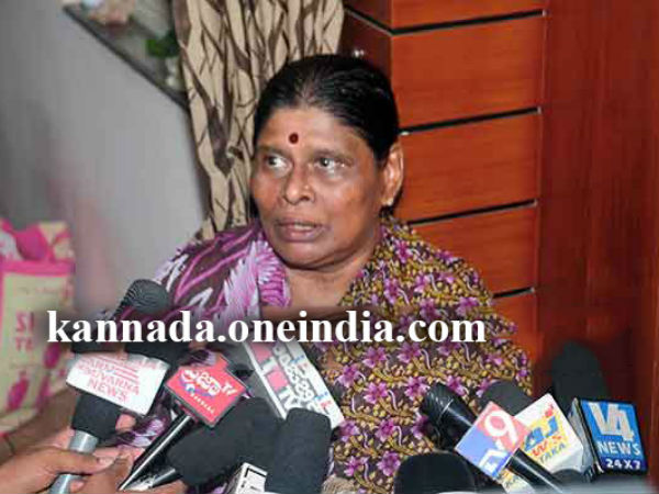 Anupama's resignation should not have been accepted : Mother