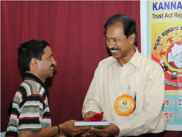 TSR and Mohare Hanumantha Rao journalism awards 2014-15 announced