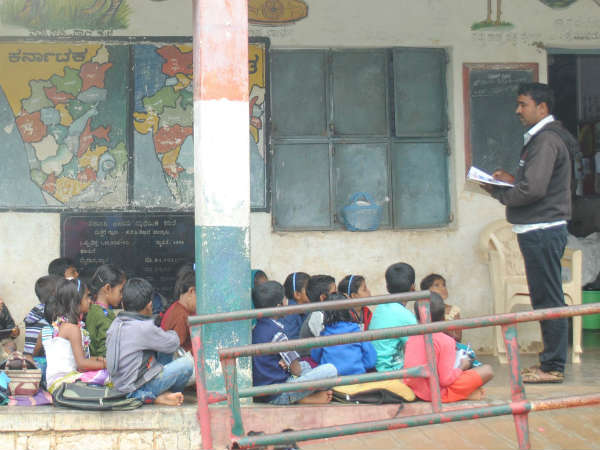 Machare school in HD Kote begging for assistance