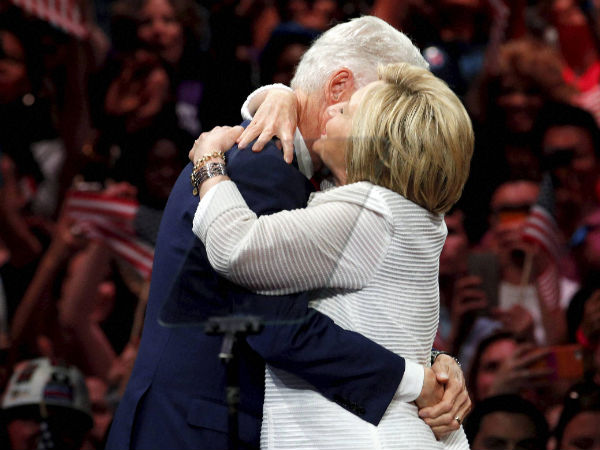 US Presidential Election 2016: Hillary Clinton after her primary victories declared the Democratic nominee