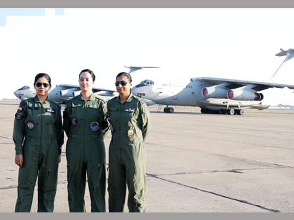 IAF set to induct first 3 women into fighter stream