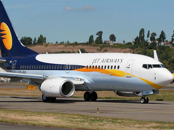 Jet Airways flight makes an emergency landing at Karachi