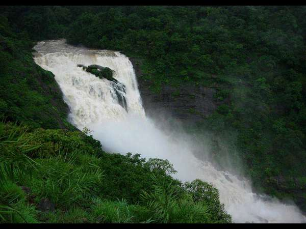 Kodagu Monsoon Magic Mallalli Falls, Somwarpet