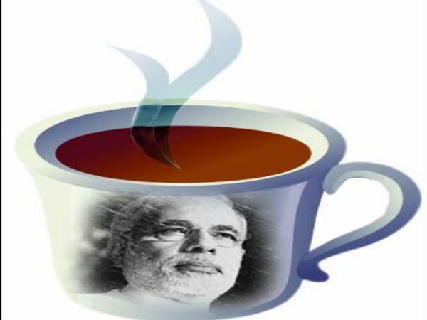 Congress offered Rs. 2 Lakh to anyone who bought tea from Modi