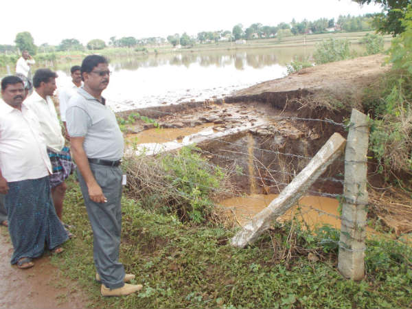 Heavy rain in Mysuru district causes wide spread damage