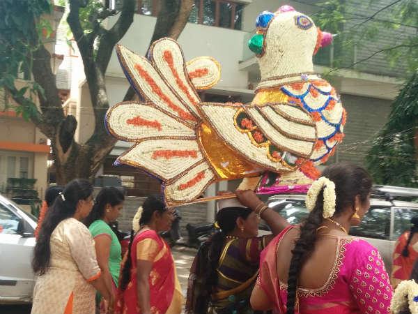 An Overview Patalamma Devi Village Fest Jayanagar