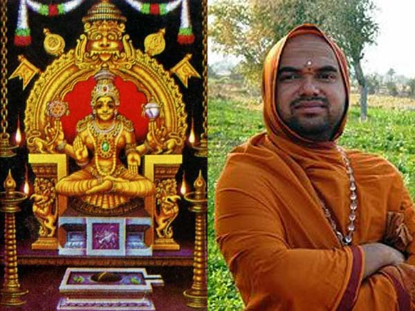 High Court given green signal to Raghaveshwara Seer to perform pooja in Kollur Temple