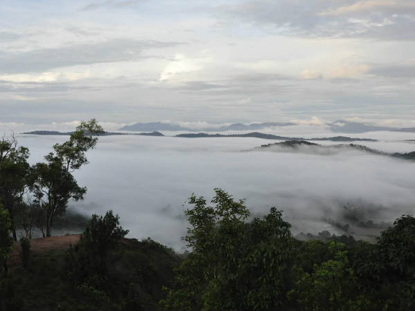Monsoon enters Karnataka through Madikeri