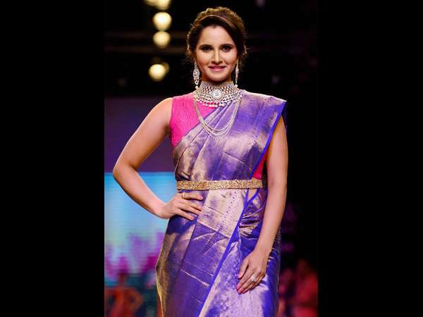 Sania Mirza tops list of Best Dressed Sportspersons