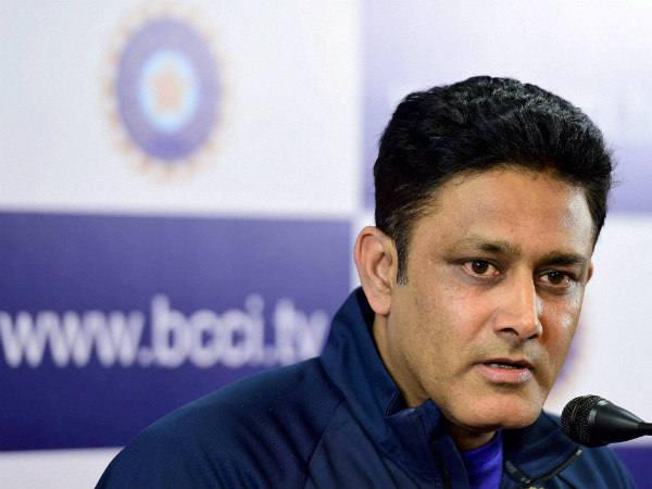 #AskTheCoach - Question Anil Kumble on Twitter at 4 PM IST today #TeamIndia