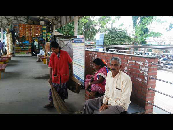 KSRTC BMTC Strike : Questions from Kodagu senior citizen