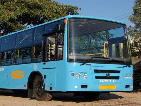 BMTC To get 323 New Buses by September 2016