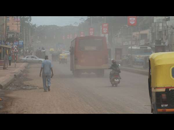 Unscientific UGD work: Hubballi in Dust